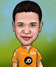 Calvin Demba